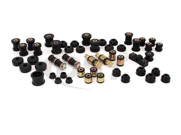 Honda Civic 1991 Complete Suspension Bushing Kit - Honda Civic and CRX 88-91