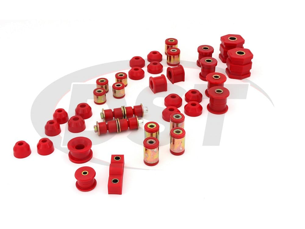 82017 Complete Suspension Bushing Kit - Honda Civic 96-00