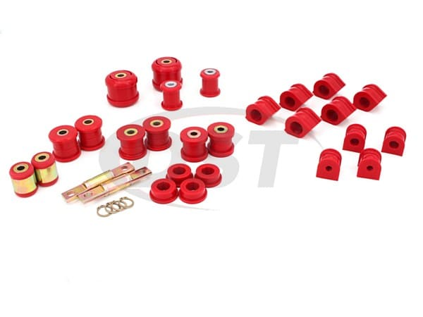82020 Complete Suspension Bushing Kit - Honda Civic 06-11