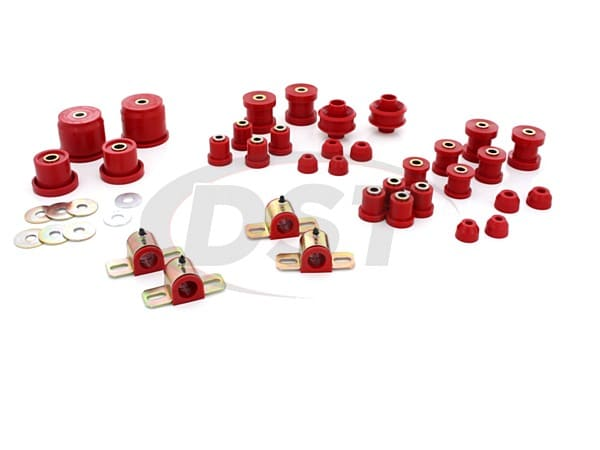 82022 Complete Suspension Bushing Kit - Honda S2000 99-09