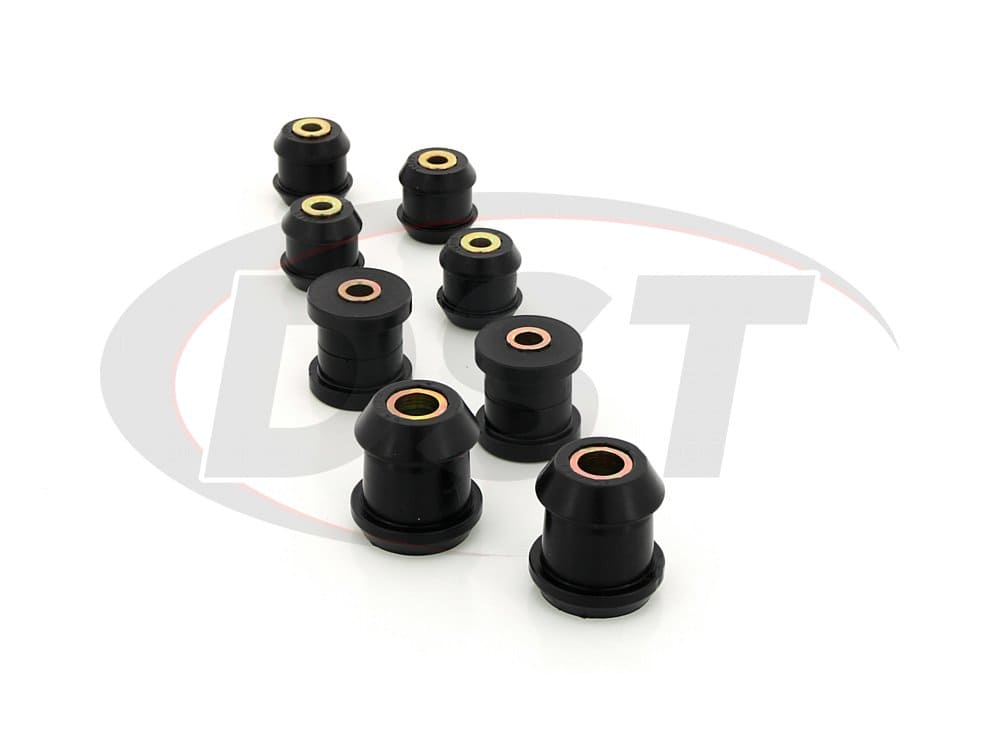 8203 Front Upper and Lower Control Arm Bushings