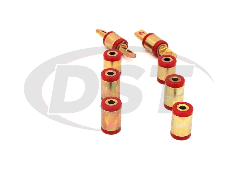 8306 Rear Control Arm Bushings - Upper and Lower