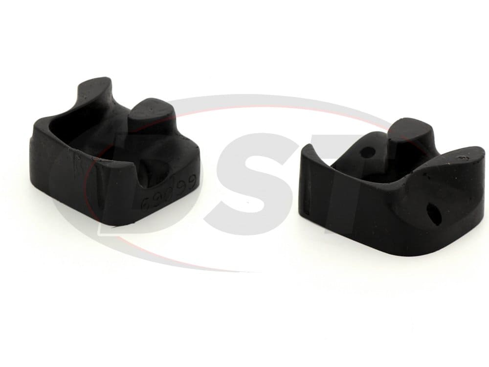 8515 Motor Mount Inserts - Front