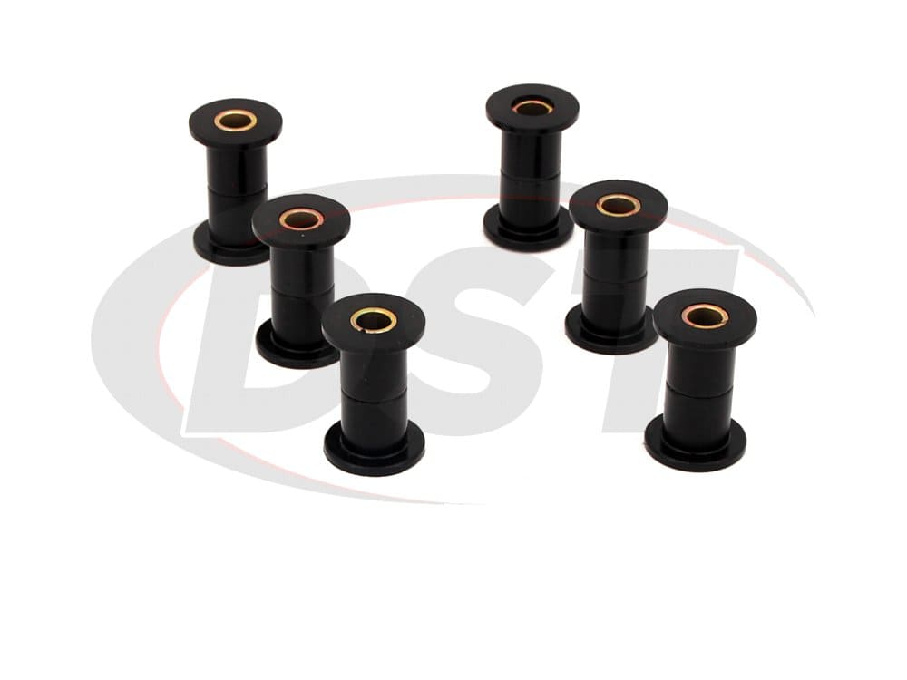 91002 Front Leaf Spring Eye and Shackle Bushings