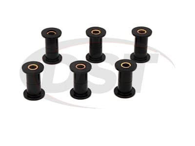 Prothane Front Leaf Spring Bushings for Scout