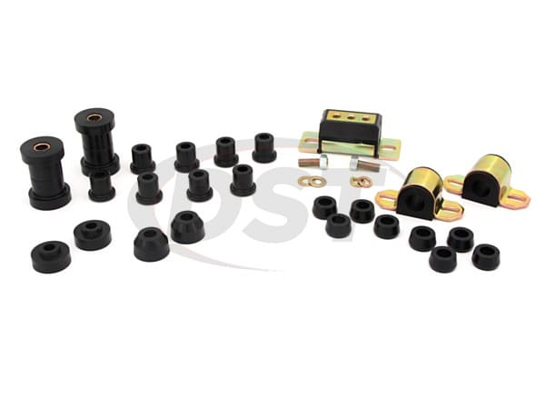 Jeep CJ7 Front End Rebuild Bushing Kit 80-86