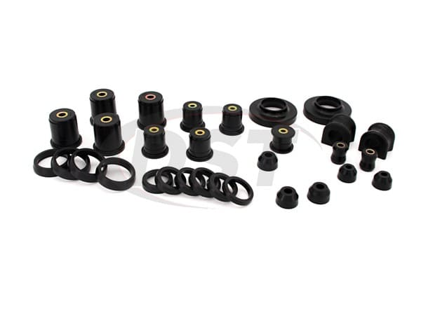 Jeep Wrangler TJ Front End Bushing Rebuild Kit 97-06