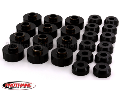 Body Mounts Bushings