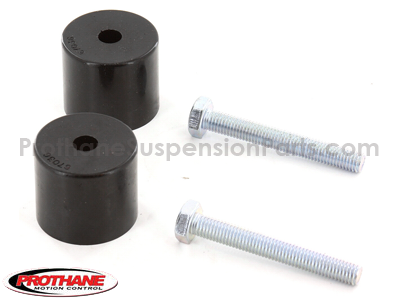 Jeep Wrangler JK 2008 Rear Bump Stop Spacers