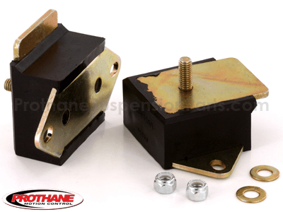 AMC American 1967 Motor Mount Kit - Pair 6 Cyl