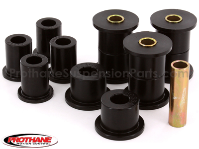 Toyota Tacoma 4WD 1995 Rear Spring Eye and Shackle Bushing Kit - Excludes SR5