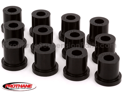 181007 Front Leaf Spring Eye and Shackle Bushing Kit