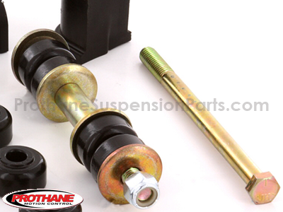 181102 Front Sway Bar Bushings and Endlinks - 25mm (0.98 inch)