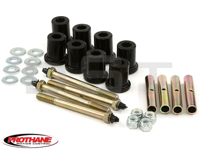 prothane greasable pivot bushings and hardware