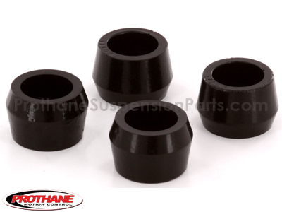 19916 Shock Mount Bushings - Hourglass Small Halves - 3/4 Inch ID