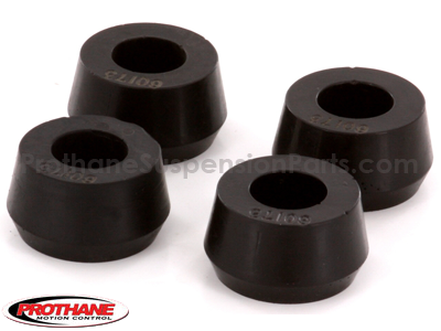 19917 Shock Mount Bushings - Hourglass Large Halves - 11/16 Inch ID Thumbnail