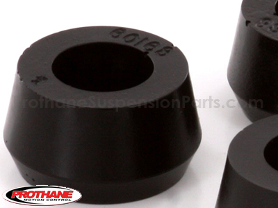 19918 Shock Mount Bushings - Hourglass Large Halves - 3/4 Inch ID
