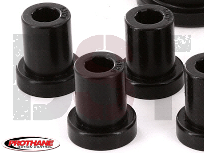 41009 Rear Leaf Spring and Shackle Bushings - Oval Main Eye