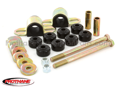Front Sway Bar Bushings and Endlinks - 22.22mm (7/8 Inch)