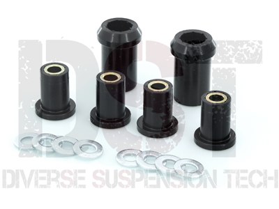 Front Control Arm Bushings (without outer metal shells)