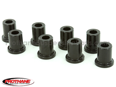 Rear Shackle Bushings - 1 Inch
