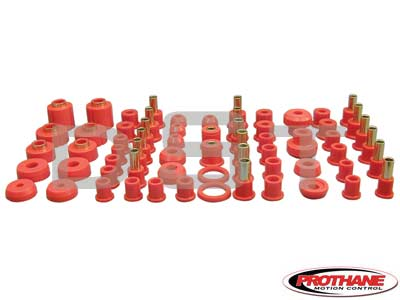 Complete Suspension Bushing Kit - Ranger 4WD 83-97 - Standard and Extra Cab