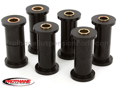 Ford F250 4WD 1978 Rear Leaf Spring Bushings - non Crew Cab