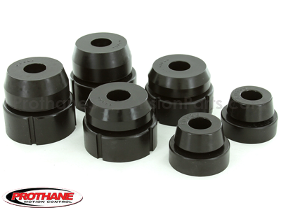 Body Mount Bushings - 4WD