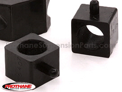 61107 Front Sway Bar Bushings - 28.5mm (1-1/8 Inch) - Trucks Not Equipped With Front End Links