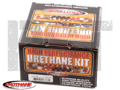 6112 Rear IRS Subframe Bushings
