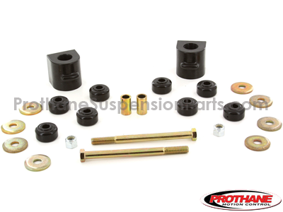 Rear Sway Bar Bushings and Endlinks - 20mm (0.78 inch)
