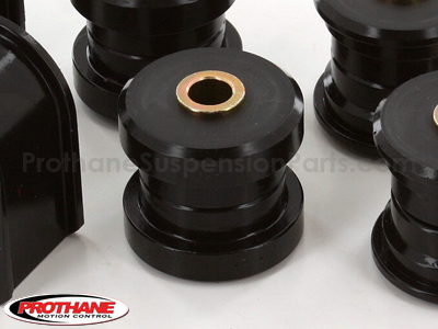 61166 Front Sway Bar Frame and Endlink Bushings - 32MM (1.25 inch) Sway Bar - 1.5 Inch Endlink Eyes