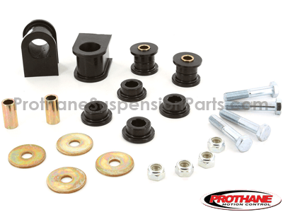 61167 Front Sway Bar and Endlink Bushings - 32mm (1.25 inch) - 1 Inch Endlink Eyes