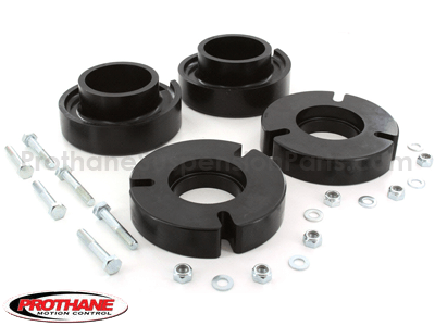 Front Coil Spring Lift Kit - 2.5 Inch