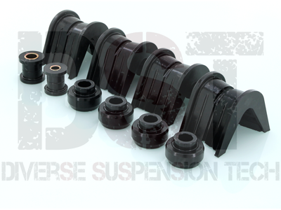 Complete 14-Piece Kit - 4 Degree Offset C Bushings