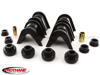 Complete 14-Piece Kit - 7 Degree Offset C Bushings