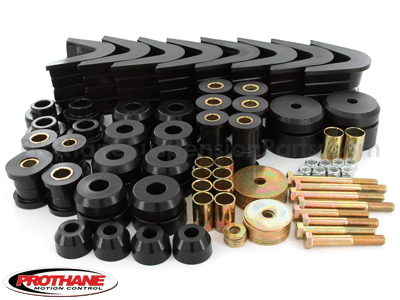Complete Suspension Bushing Kit - Ford Bronco 66-77