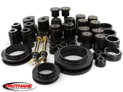 Complete Suspension Bushing Kit - Ford Mustang 79-82