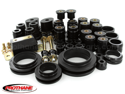 Complete Suspension Bushing Kit - Ford Mustang 79-82 - V8 Only