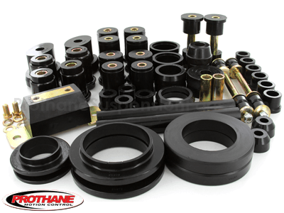 Complete Suspension Bushing Kit - Ford Mustang 83-84 - V8 Only