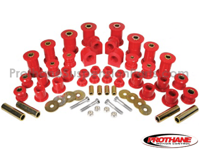 Complete Suspension Bushing Kit - Ford F250 Super Duty 4WD 99-04