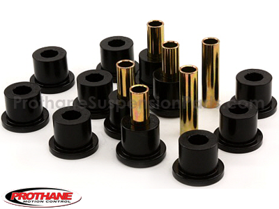 Rear Leaf Spring Bushings - 1500 - 2000 LB Spring Rating - 1-1/2 Inch
