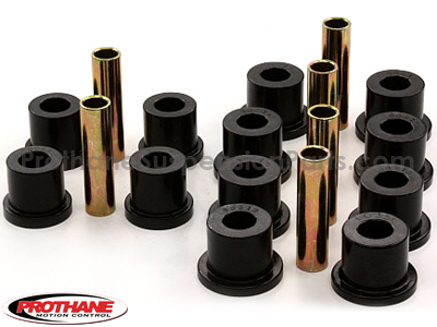 Rear Leaf Spring Bushings - 1-3/8 Inch