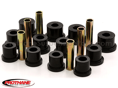71004 Rear Leaf Spring Bushings - 1-3/8 Inch - 2600-3500 LB Spring Rating