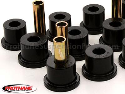71005 Rear Leaf Spring Eye and Shackle Bushings Kit -1-1/2 Inch Frame Shackle