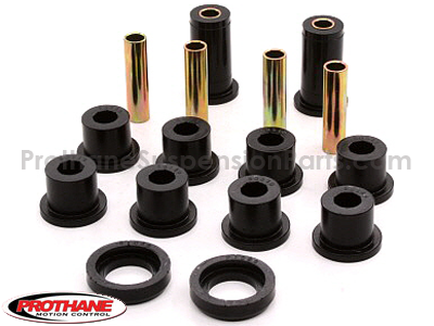 Rear Leaf Spring Bushings - 1.5 Inch Spring Eyes