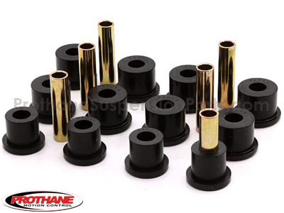 Rear Leaf Spring Bushings - 1-3/8 OD Frame Shackle Bushings