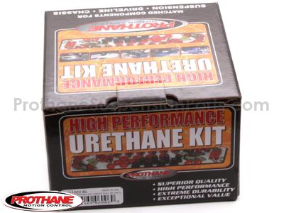71022 Rear Leaf Spring Eye and Shackle Bushings Kit