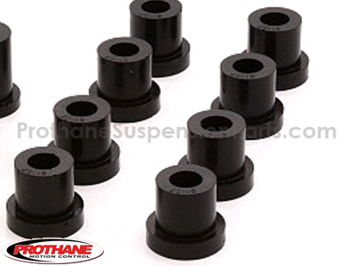 71023 Rear Leaf Spring Eye and Shackle Bushings Kit