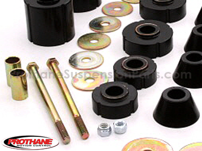 7103 Body Mount Bushings and Radiator Support Bushings